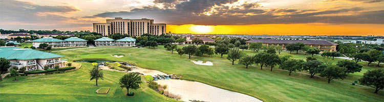Four Seasons resort and golf course